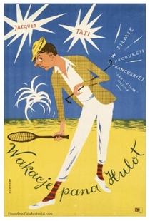 As Férias do Sr. Hulot - Poster / Capa / Cartaz - Oficial 20