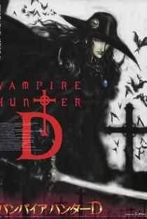 Vampire Hunter D: Bloodlust - Poster / Capa / Cartaz - Oficial 3