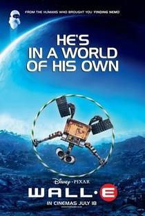 WALL·E - Poster / Capa / Cartaz - Oficial 5