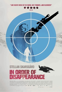 In Order of Disappearance - Poster / Capa / Cartaz - Oficial 1