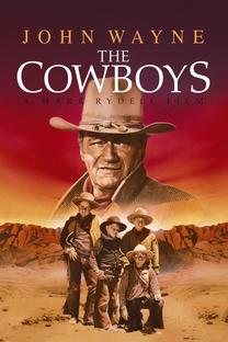 Os Cowboys - Poster / Capa / Cartaz - Oficial 6