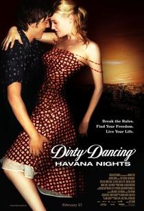 Dirty Dancing - Noites de Havana - Poster / Capa / Cartaz - Oficial 1