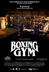 Academia de Boxe - Poster / Capa / Cartaz - Oficial 1