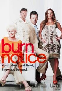 Burn Notice - Operação Miami (1ª Temporada) - Poster / Capa / Cartaz - Oficial 2