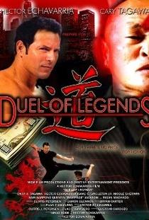 Duel of Legends - Poster / Capa / Cartaz - Oficial 1