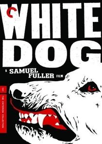 Cão Branco - Poster / Capa / Cartaz - Oficial 6