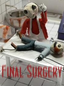Cirurgia Final - Poster / Capa / Cartaz - Oficial 1