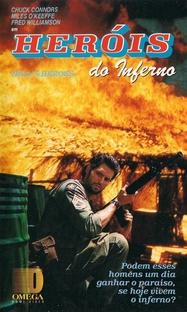 Heróis do Inferno - Poster / Capa / Cartaz - Oficial 1