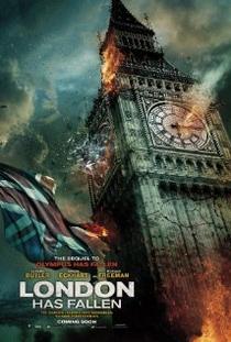 Invasão a Londres - Poster / Capa / Cartaz - Oficial 2
