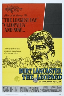 O Leopardo - Poster / Capa / Cartaz - Oficial 10
