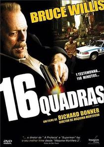 16 Quadras - Poster / Capa / Cartaz - Oficial 2