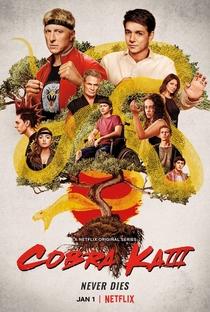 Cobra Kai (3ª Temporada) - Poster / Capa / Cartaz - Oficial 1