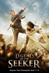Legend of the Seeker (2ª Temporada) - Poster / Capa / Cartaz - Oficial 2