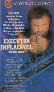 Executor Implacável - Poster / Capa / Cartaz - Oficial 1