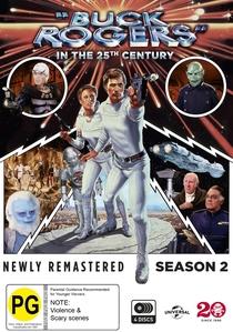 Buck Rogers (2ª temporada) - Poster / Capa / Cartaz - Oficial 1