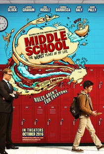 Escola: Os Piores Anos da Minha Vida - Poster / Capa / Cartaz - Oficial 1