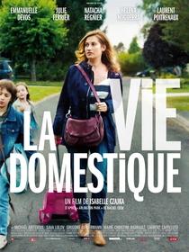 A Vida Doméstica - Poster / Capa / Cartaz - Oficial 1