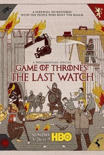 Game of Thrones: A Última Vigília - Poster / Capa / Cartaz - Oficial 1