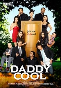 Daddy Cool: Vem Se Divertir - Poster / Capa / Cartaz - Oficial 3