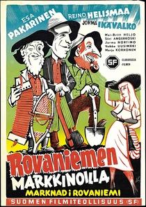 Rovaniemen markkinoilla - Poster / Capa / Cartaz - Oficial 1