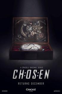 Chosen (2ª Temporada) - Poster / Capa / Cartaz - Oficial 1