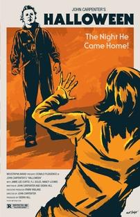 Halloween: A Noite do Terror - Poster / Capa / Cartaz - Oficial 14