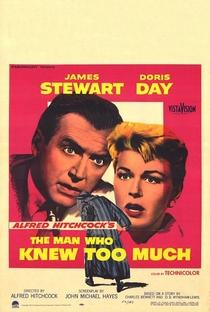 O Homem Que Sabia Demais - Poster / Capa / Cartaz - Oficial 12