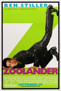 Zoolander - Poster / Capa / Cartaz - Oficial 2