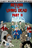 A Look at Return of the Living Dead Part II (They Won't Stay Dead: A Look at Return of the Living Dead Part II)