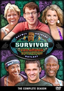 Survivor Caramoan: Fãs vs Favoritos (26ª Temporada) - Poster / Capa / Cartaz - Oficial 1