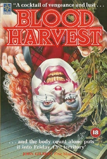 Blood Harvest - Poster / Capa / Cartaz - Oficial 1