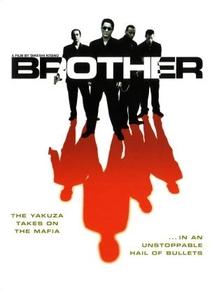 Brother - A Máfia Japonesa Yakuza em Los Angeles - Poster / Capa / Cartaz - Oficial 1