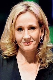 J. K. Rowling - Poster / Capa / Cartaz - Oficial 4