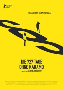 Die 727 Tage ohne Karamo - Poster / Capa / Cartaz - Oficial 1