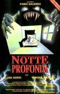 Notte Profonda - Poster / Capa / Cartaz - Oficial 1