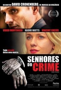 Senhores do Crime - Poster / Capa / Cartaz - Oficial 4