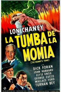 A Tumba da Múmia - Poster / Capa / Cartaz - Oficial 5