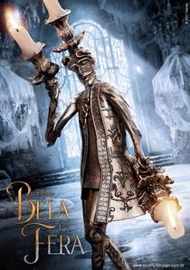 A Bela e a Fera - Poster / Capa / Cartaz - Oficial 37