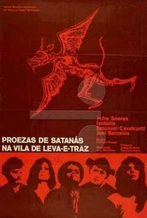 Proezas de Satanás na Vila de Leva-e-Traz - Poster / Capa / Cartaz - Oficial 1