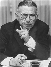 Dossiê: Entrevista com Jean-Paul Sartre - Poster / Capa / Cartaz - Oficial 1