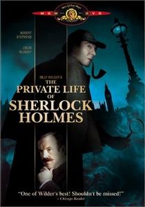 A Vida Íntima de Sherlock Holmes - Poster / Capa / Cartaz - Oficial 4