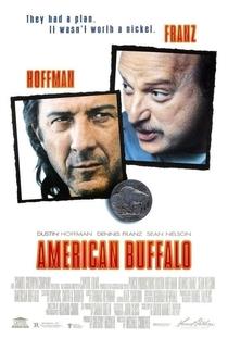 American Buffalo - Poster / Capa / Cartaz - Oficial 2