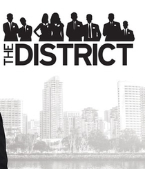 The District (4ª Temporada) - Poster / Capa / Cartaz - Oficial 1