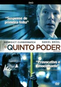 O Quinto Poder - Poster / Capa / Cartaz - Oficial 5