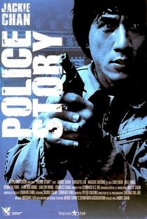 Police Story: A Guerra das Drogas - Poster / Capa / Cartaz - Oficial 12
