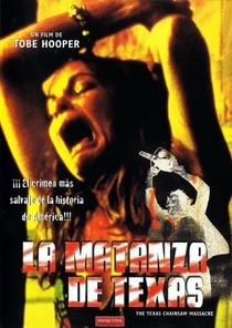 O Massacre da Serra Elétrica - Poster / Capa / Cartaz - Oficial 18