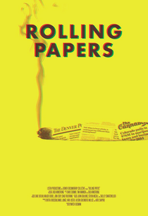 Rolling Papers - Poster / Capa / Cartaz - Oficial 1