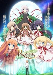 Rewrite - Poster / Capa / Cartaz - Oficial 2