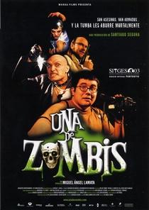 Una de Zombis - Poster / Capa / Cartaz - Oficial 1