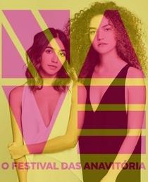 Nave - O Festival das Anavitória - Poster / Capa / Cartaz - Oficial 1